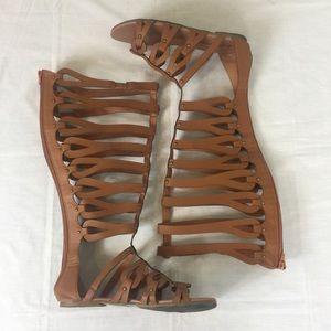 Ashley Stewart Gladiator Sandals